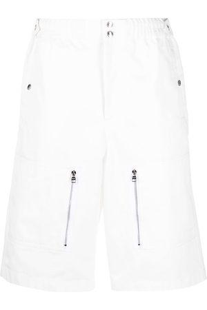 Alexander McQueen Multi-pocket Bermuda shorts