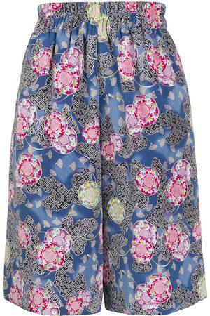 DUOltd Multi-pocket wide shorts