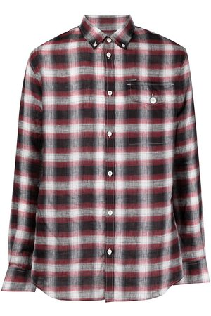 Dsquared2 Checked long sleeve shirt