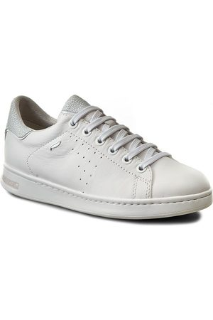 Geox Sneakersy - D Jaysen A D621BA 00085 C1001 White