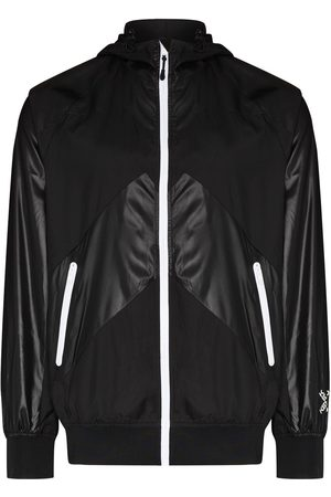 Kenzo Muži Bundy - Zip-up hooded jacket