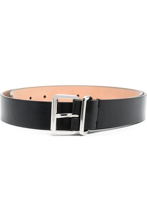 Dsquared2 Muži Pásky - Buckle leather belt