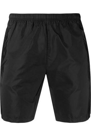 Prada Elasticated-waist swim shorts