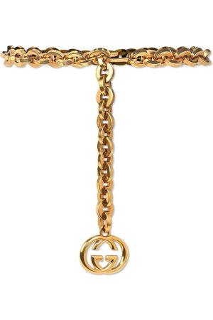 Gucci GG chain-link belt