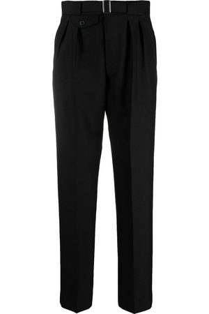 Maison Margiela Belted tailored trousers