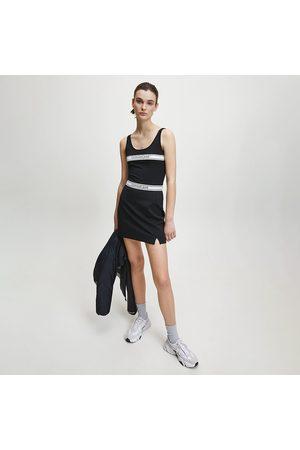 Calvin Klein Ženy Topy - Dámské černé tílko