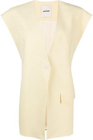 AERON Echappe oversized waistcoat