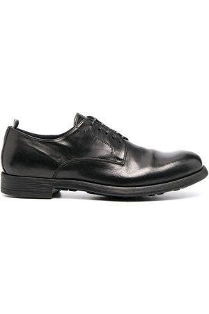 Officine creative Muži Do práce - Leather Derby shoes
