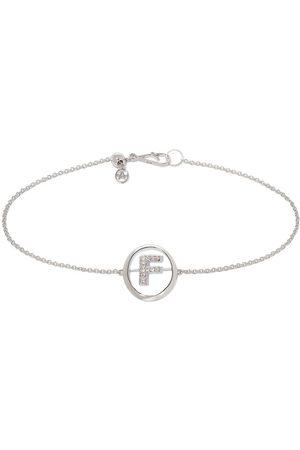 ANNOUSHKA Initial F bracelet