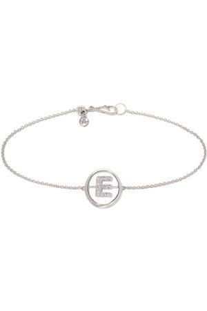 ANNOUSHKA Initial E bracelet