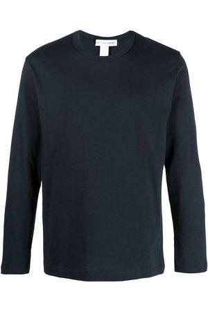 Comme Des Garçons Shirt Longsleeved cotton T-shirt