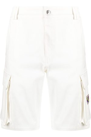 GCDS High-rise Bermuda shorts