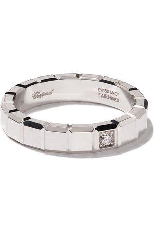 Chopard Ženy Prstýnky - 18kt white gold Ice Cube diamond ring