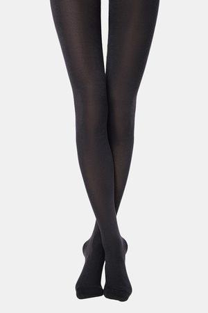 Conté Dámské bavlněné punčochové kalhoty Cotton 250 DEN