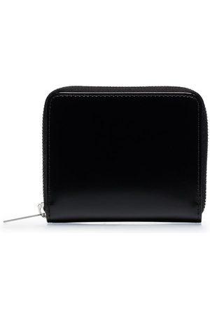 Maison Margiela Small four-stitch zip wallet