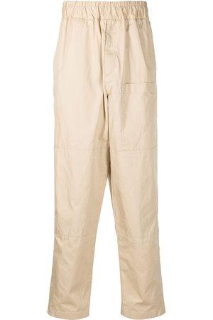 Jil Sander Straight-leg pull-on trousers