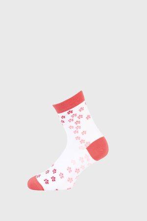 Wola Dívčí ponožky s kytičkami