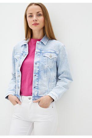 Pepe Jeans Ženy Džínové bundy - Dámská džínová bunda Rose