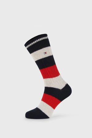 Tommy Hilfiger Vysoké ponožky Cable Rugby