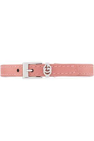 Gucci Double G logo bracelet