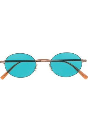 MYKITA Yuuto round-frame sunglasses