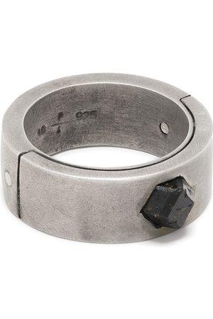 PARTS OF FOUR Sistema garnet ring