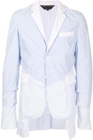 Comme des Garçons Layered single-breasted jacket