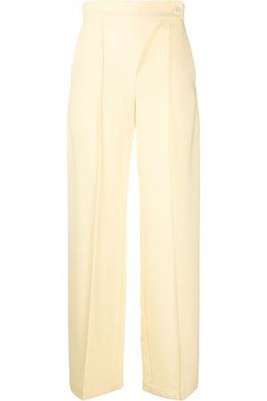 AERON Wide-legged tailored trousers