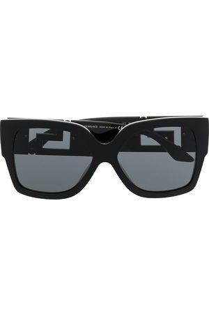 VERSACE Greca oversized sunglasses