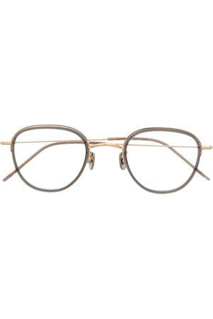 EYEVAN7285 560 round-frame glasses
