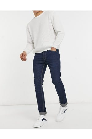 French Connection Slim fit stretch jeans in dark blue