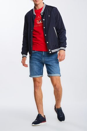 GANT Šortky D1. Regular Jeans Shorts