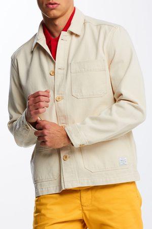 GANT Muži S dlouhým rukávem - Košile D1. Organic Twill Overshirt