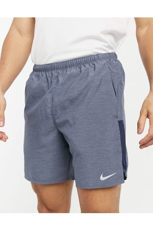 Nike Challenger 7 inch shorts in navy