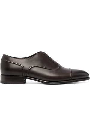 Dsquared2 Lace-up leather Oxford shoes