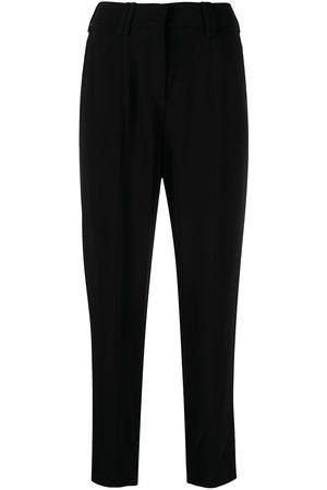 Balmain High-waisted tailored trousers