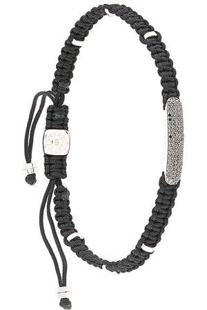 Tateossian Baton diamond-embellished bracelet