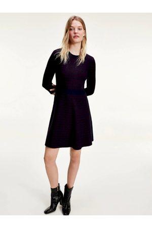 Tommy Hilfiger Ženy S potiskem - Dámské vzorované šaty