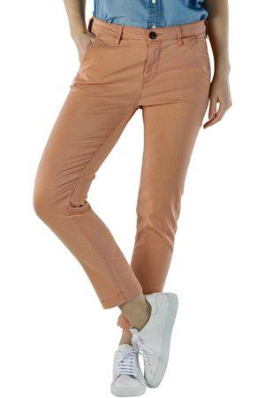 Pepe Jeans Dámské meruňkové kalhoty Maura