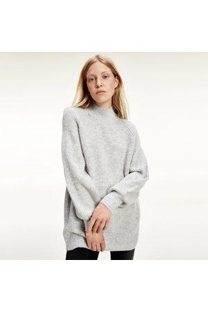 Tommy Hilfiger Ženy Svetry - Dámský šedý svetr