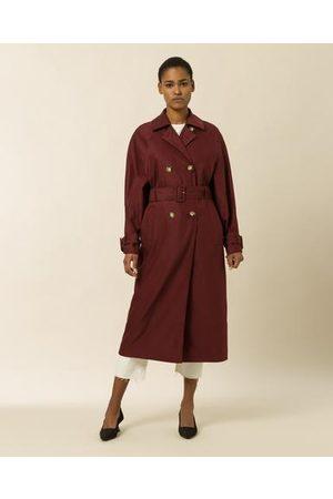 Ivy & Oak Lavanda Trench Coat