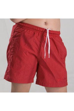 Geronimo Chlapecké koupací šortky červené