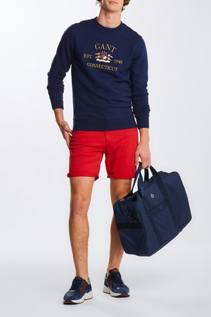 GANT Šortky D1. Regular Color Jeans Shorts