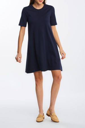 GANT Šaty D1. A-Line Jersey Dress