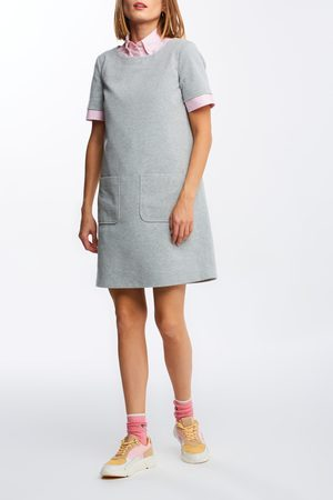 GANT Šaty D1. Tp Jersey Pique Dress