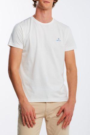 GANT Tričko Contrast Logo Ss T-Shirt