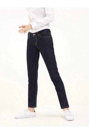 Tommy Hilfiger Ženy Kalhoty - Dámské tmavě modré džíny MILAN