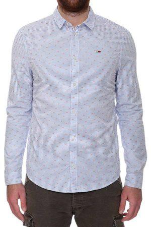Tommy Hilfiger Muži Košile - Pánská pruhovaná košile