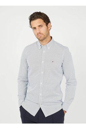 Tommy Hilfiger Pánská tečkovaná košile