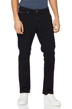 Tommy Hilfiger Pánské černé džíny